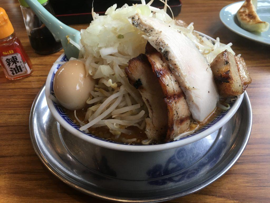 優勝軒 特製ふじ麺