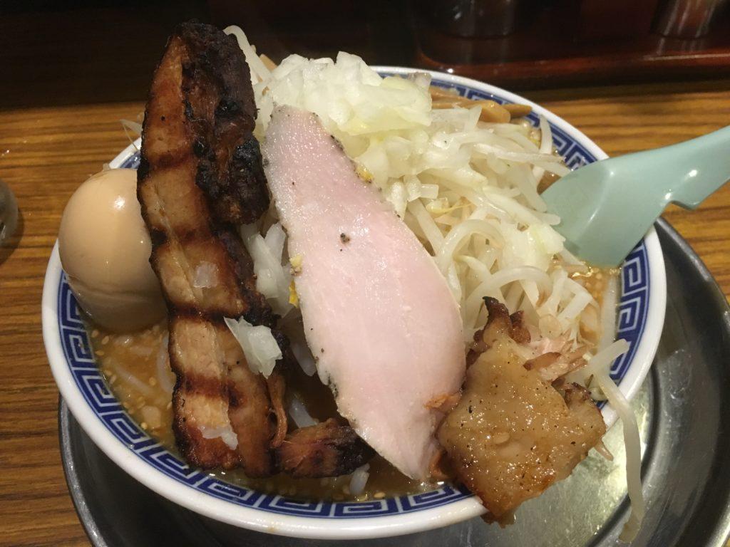 優勝軒 特製ふじ味噌麺