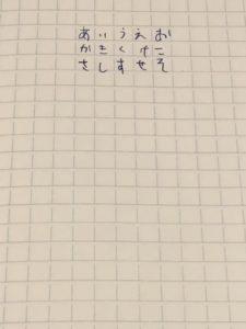 MDノート 万年筆