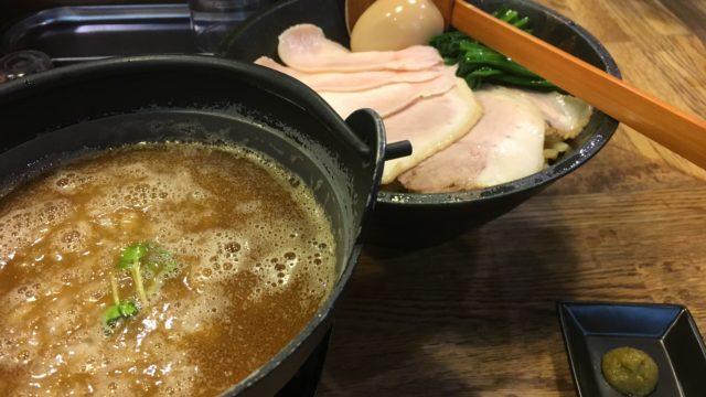 時茂 鶏白湯つけ麺