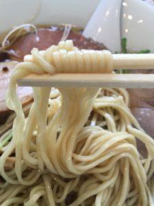 kiri_soba 醤油味 麺